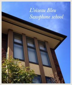 L'oiseau Bleuサックス教室(ロワゾー・ブリュー)
