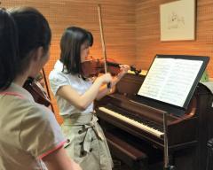 Mio Violin Class(白壁美緒バイオリン教室)