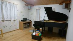 豊田市ピアノ教室 ミュージックルーム